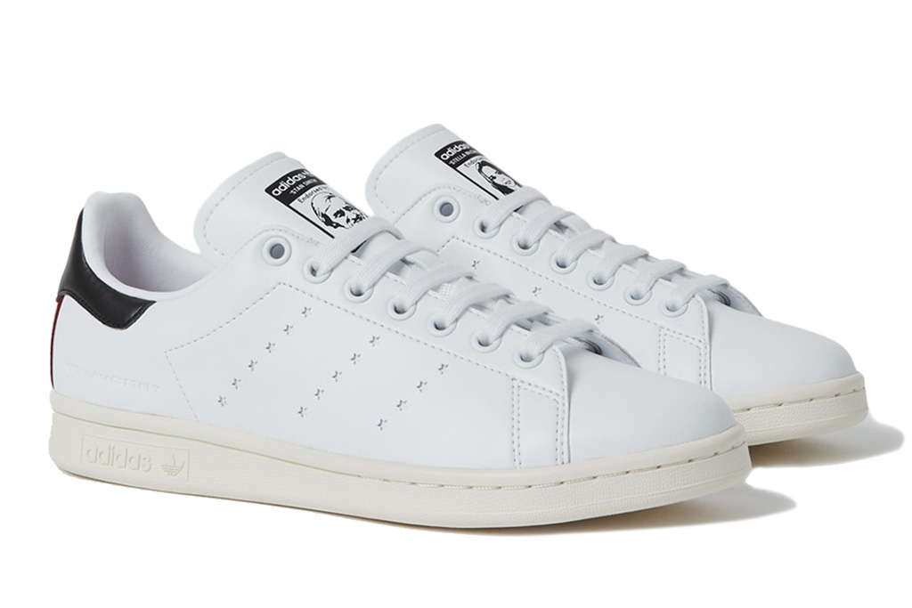 pretty nice afe30 fd0ff Adidas Just Unveiled The First Ever Vegan Stan Smith ...